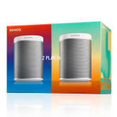 SONOS PLAY:1 2 Room Starter Set weiß