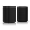 SONOS ONE Stereo Bundle schwarz