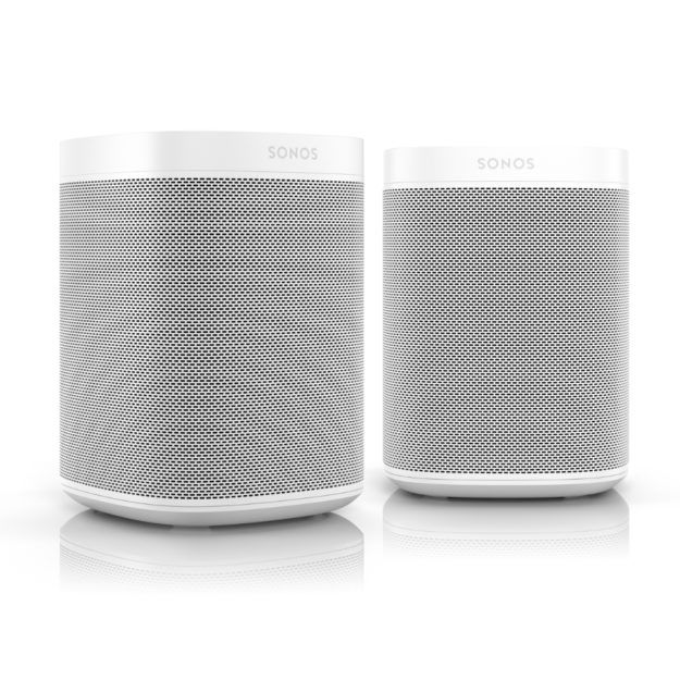 SONOS ONE Stereo Bundle weiß